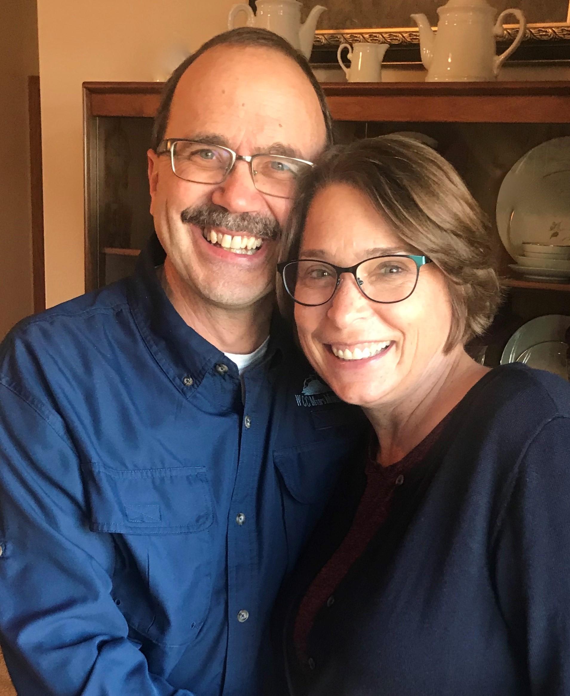 David and Shelley Webb