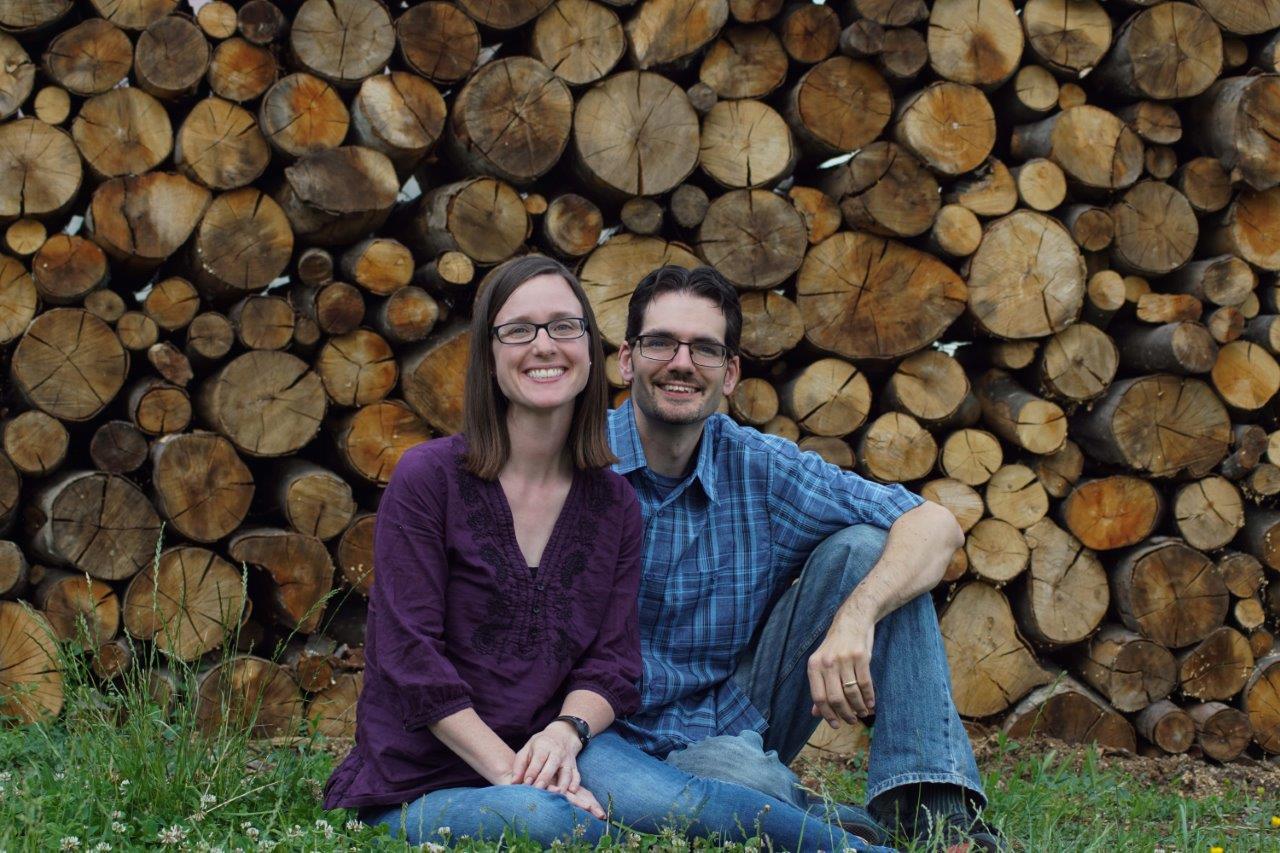 Gil and Sarah Thibault