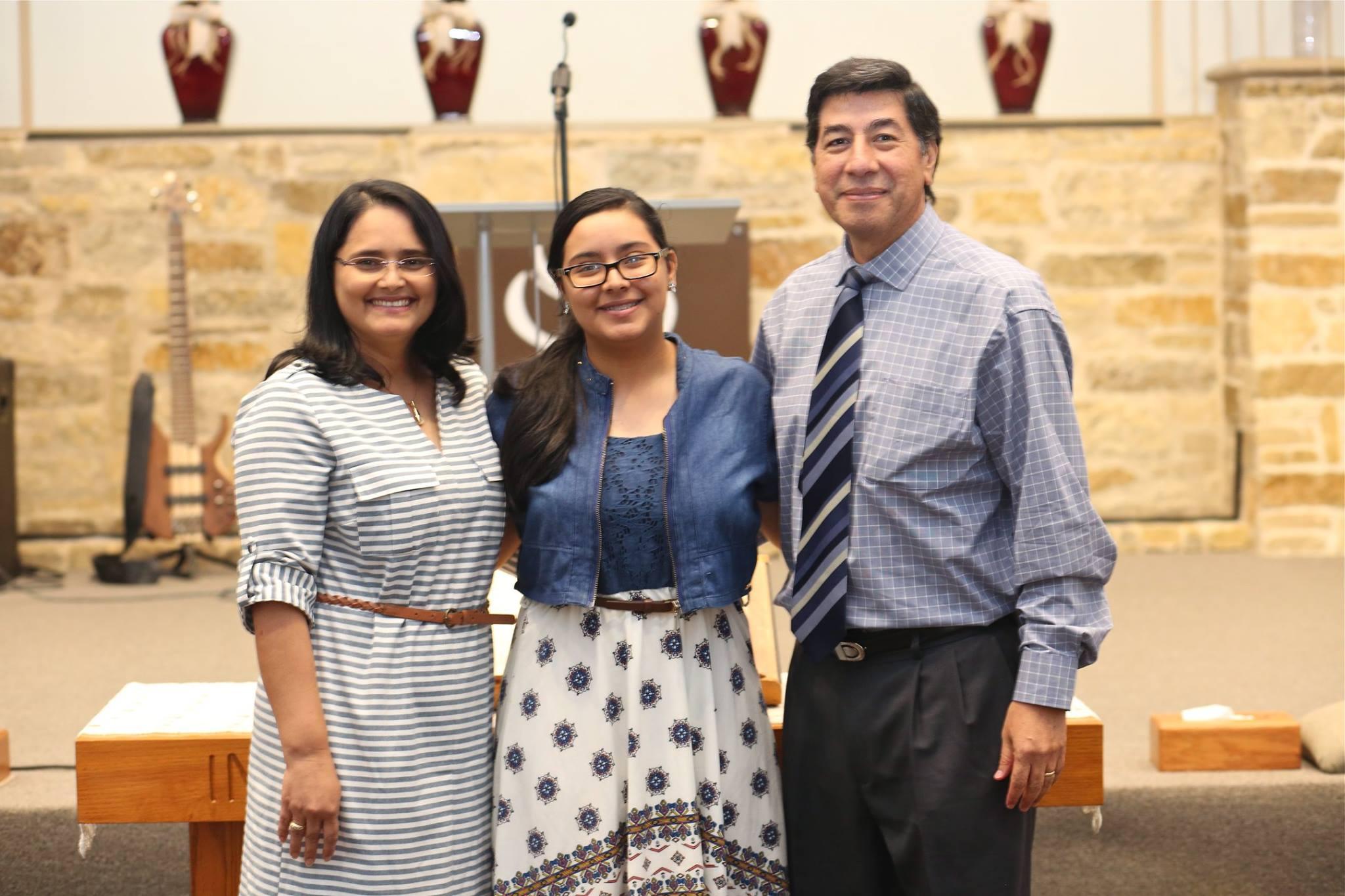 Jorge and Ana Betsy Baños