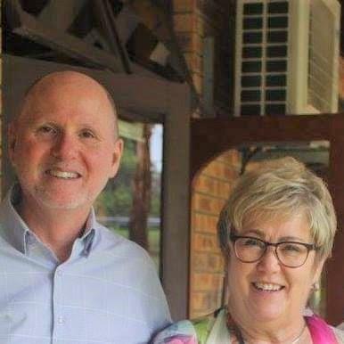 John and Vicki Moore