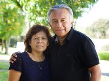 Luis and Clara Meza