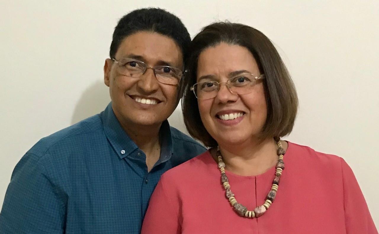 Manuel and Lidia Lima