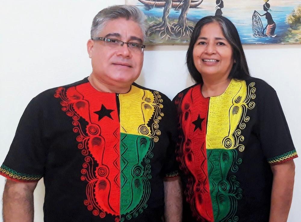 Mario and Irma Martinez