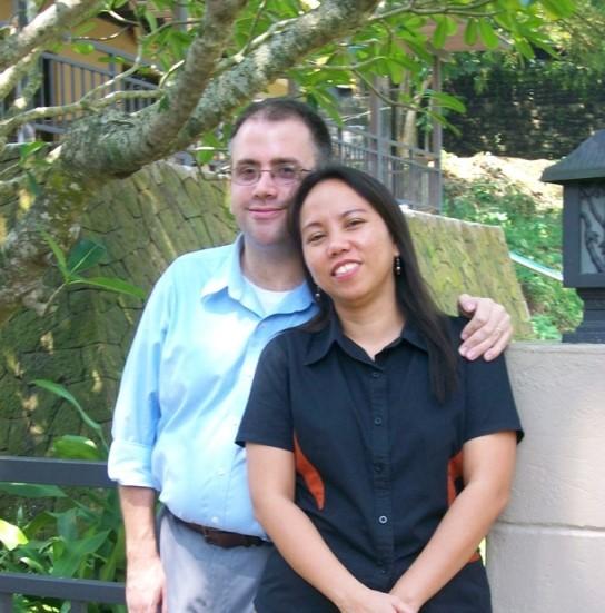 Mitch and Marnie Modine
