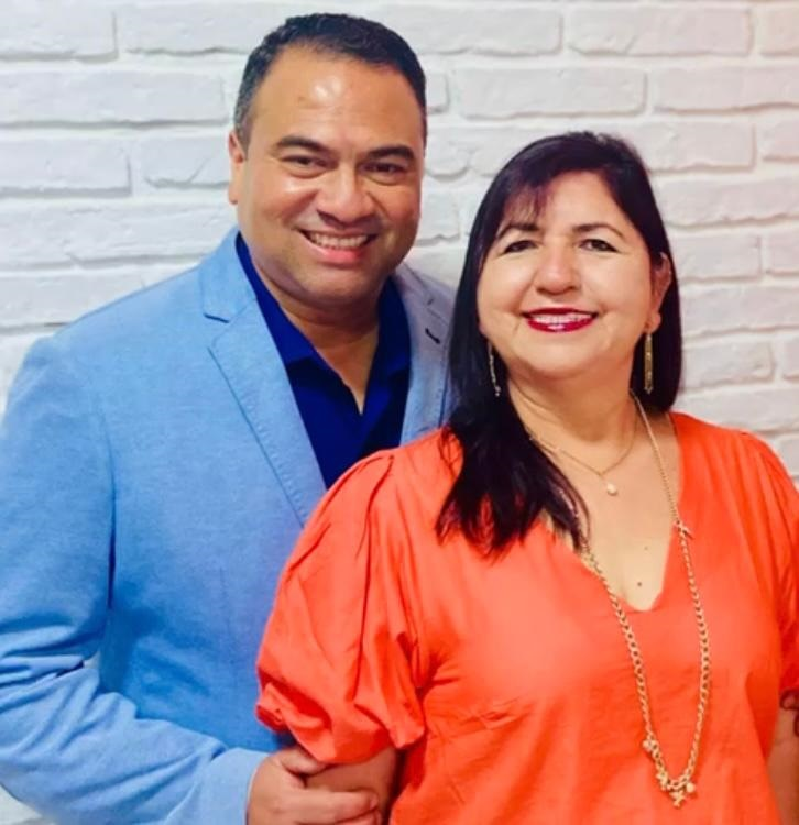 Eduardo and Olimpia Meza