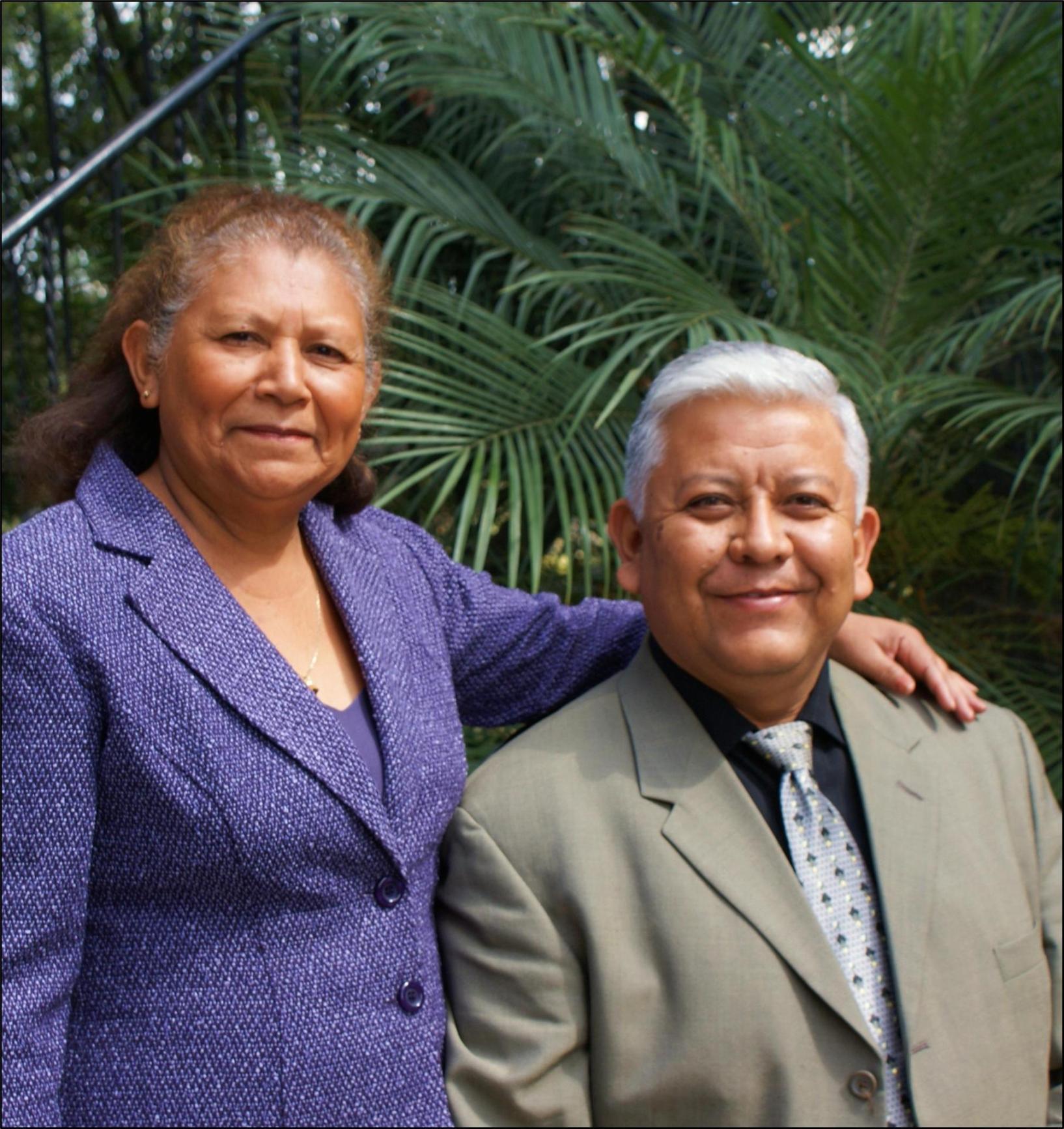 Ulises and Micaela Solis
