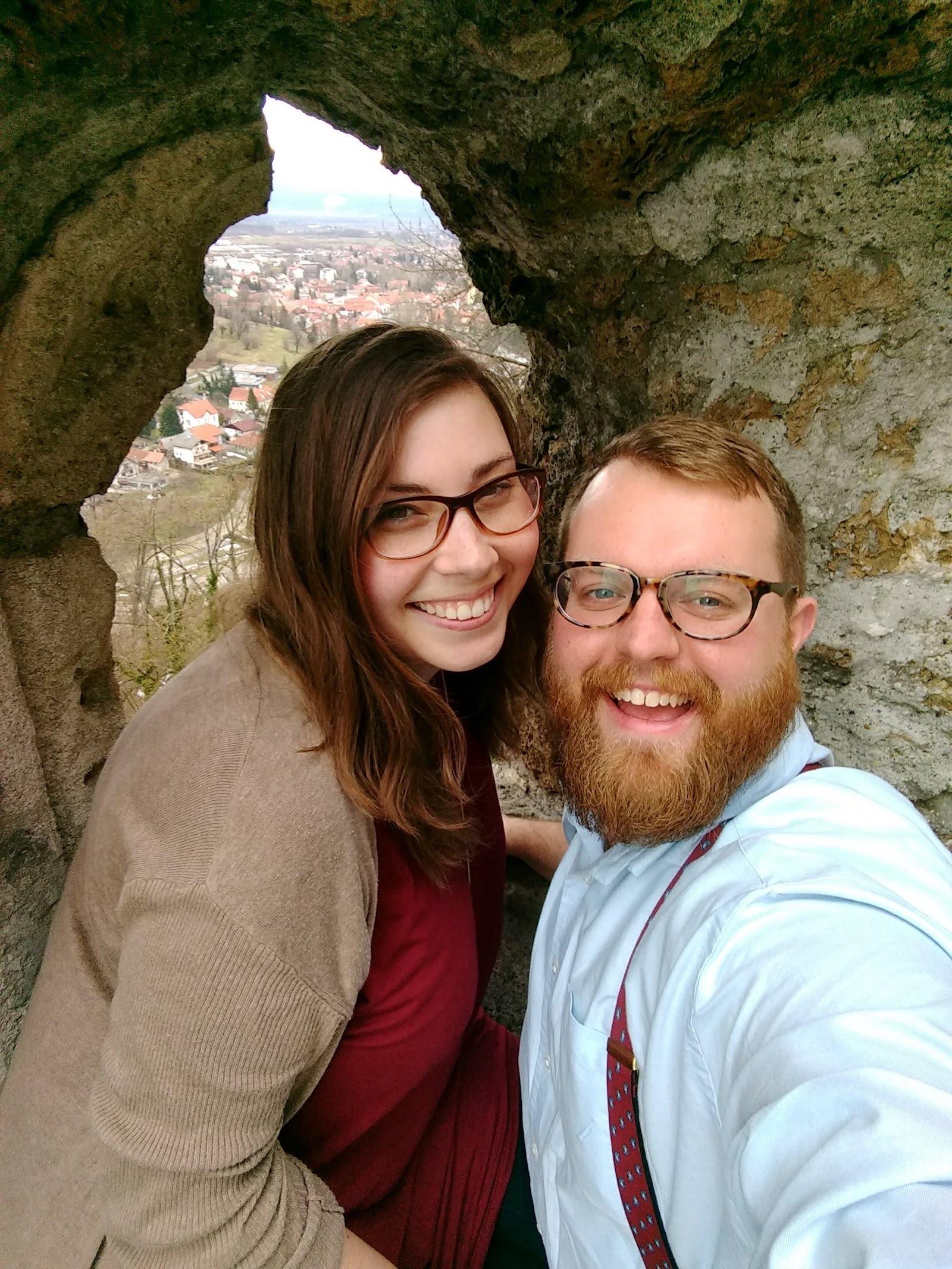 Benjamin and Hannah Ponder