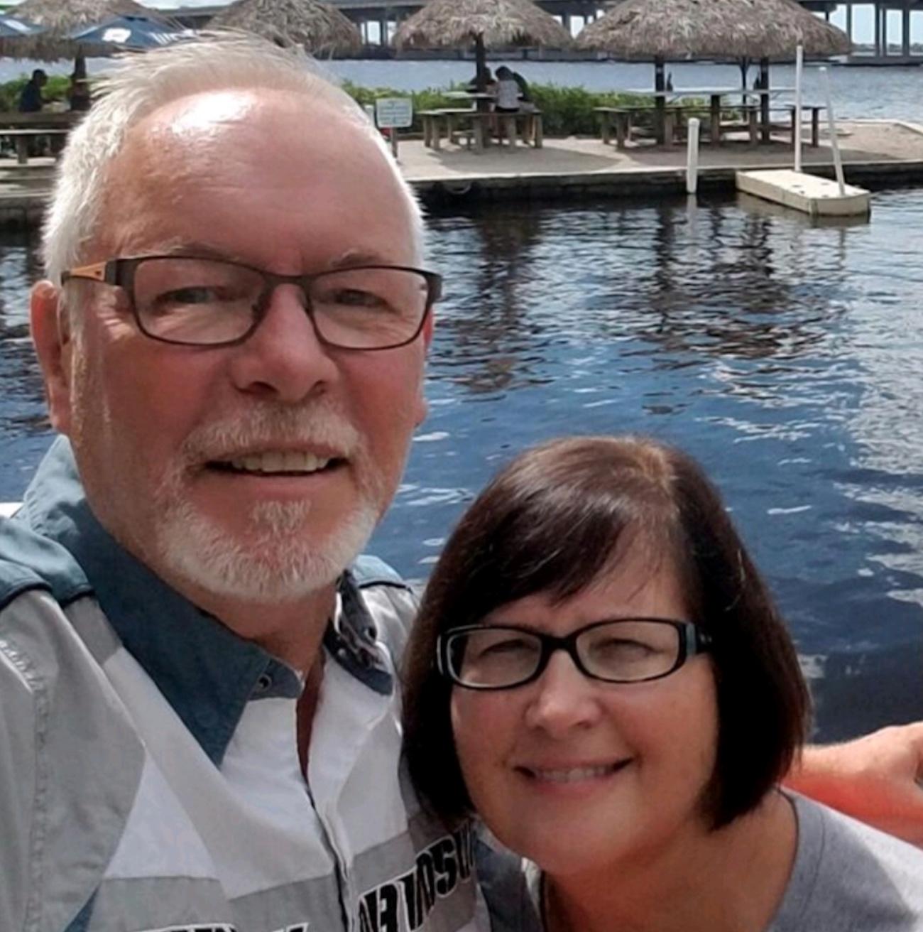 Bruce and Linda Wilson