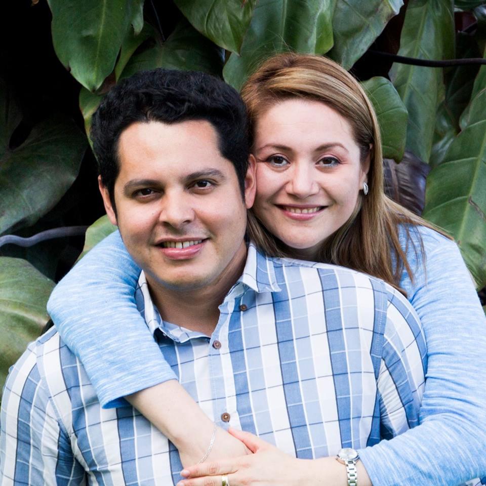 Wilfredo and Ana Zoila Marciaga