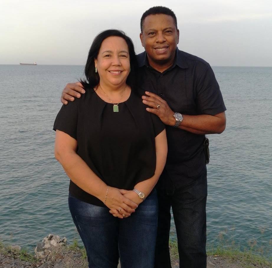 Carlos and Amantina de la Cruz
