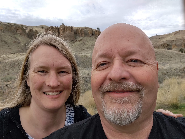 Kimberly and Edwin Nichols