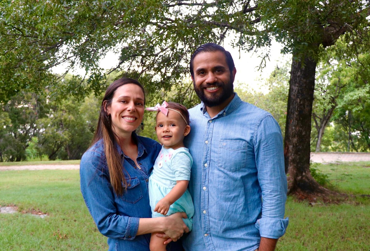 Erika and David Campos